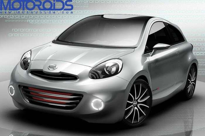 Nissan-compact-sport-exterior