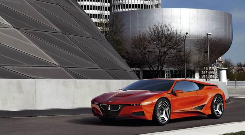 BMW-M1-Hommage-concept