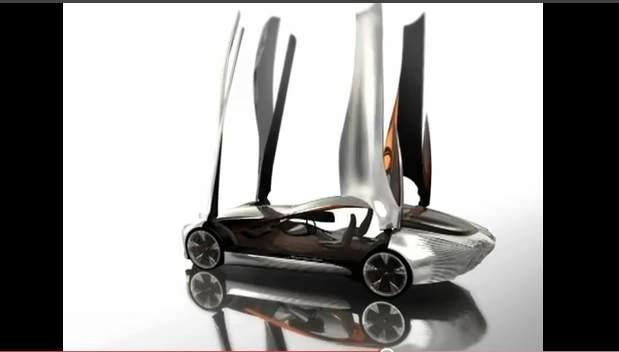 Mercedes-Aria-concept