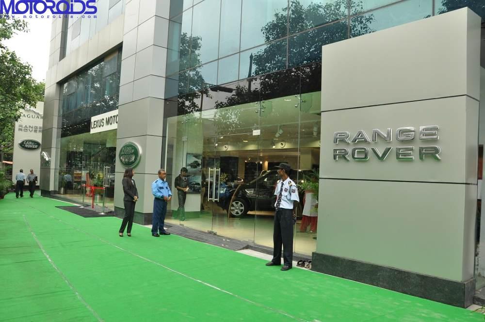 JLR-Showroom-Kolkata
