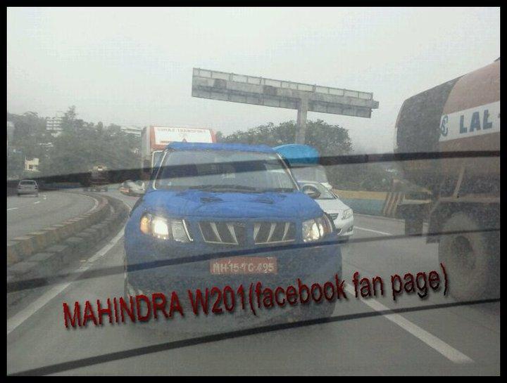 Mahindra-W201-front
