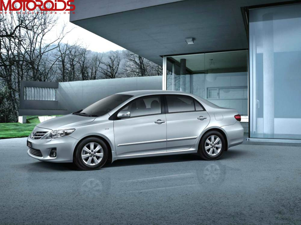 A Few Weeks Back We Brought To You The Details And Specs On The New 2012  Corolla Altis. Now, Toyota Kirloskar Motor Has Launched The New Version Of  The Car ...