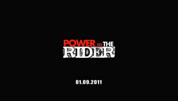 Power-to-the-rider