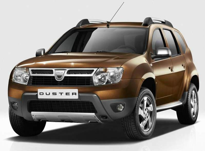 Renault-Duster-India