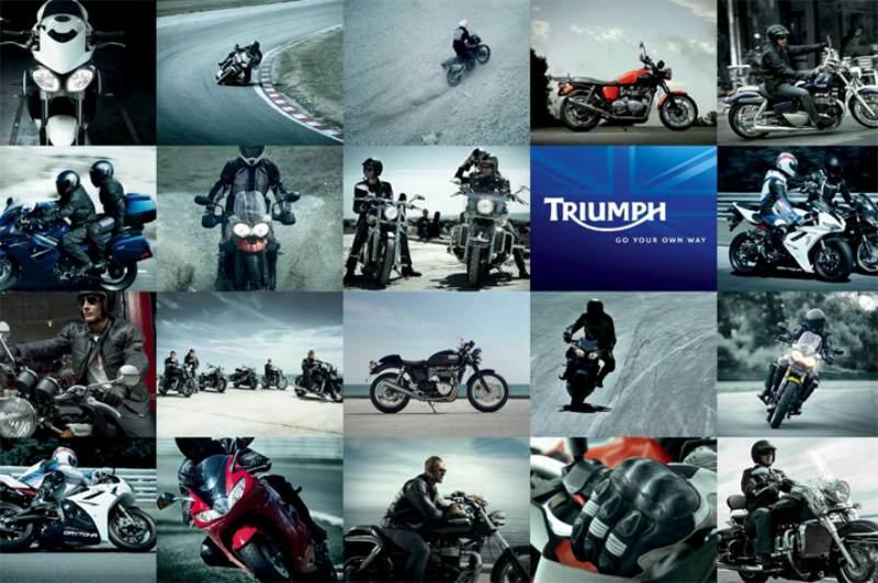Triumph-timeline