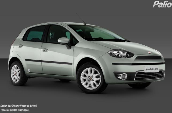 An Artist's impression of the new Palio