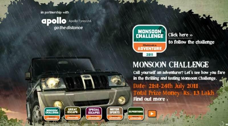Monsoon-Challenge