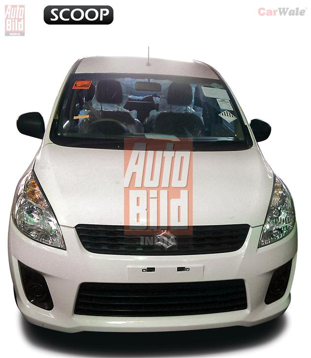 Maruti-R3-front-end