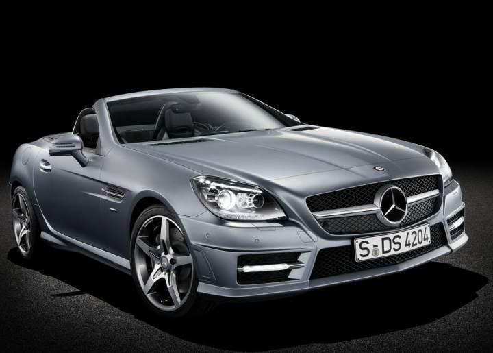 Mercedes-Benz-SLK-Class