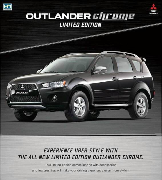 Outlander-Chrome