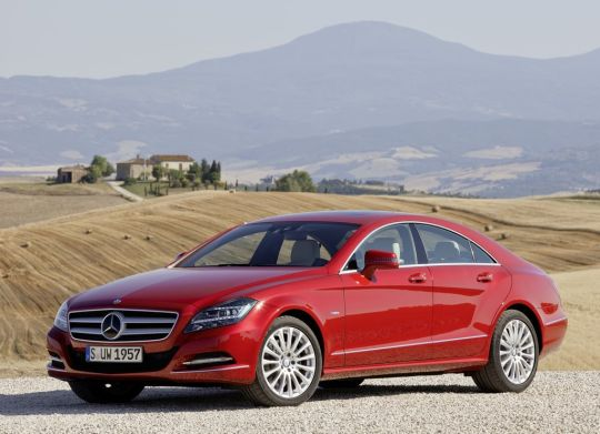 2012-Mercedes-Benz-CLS-front-image