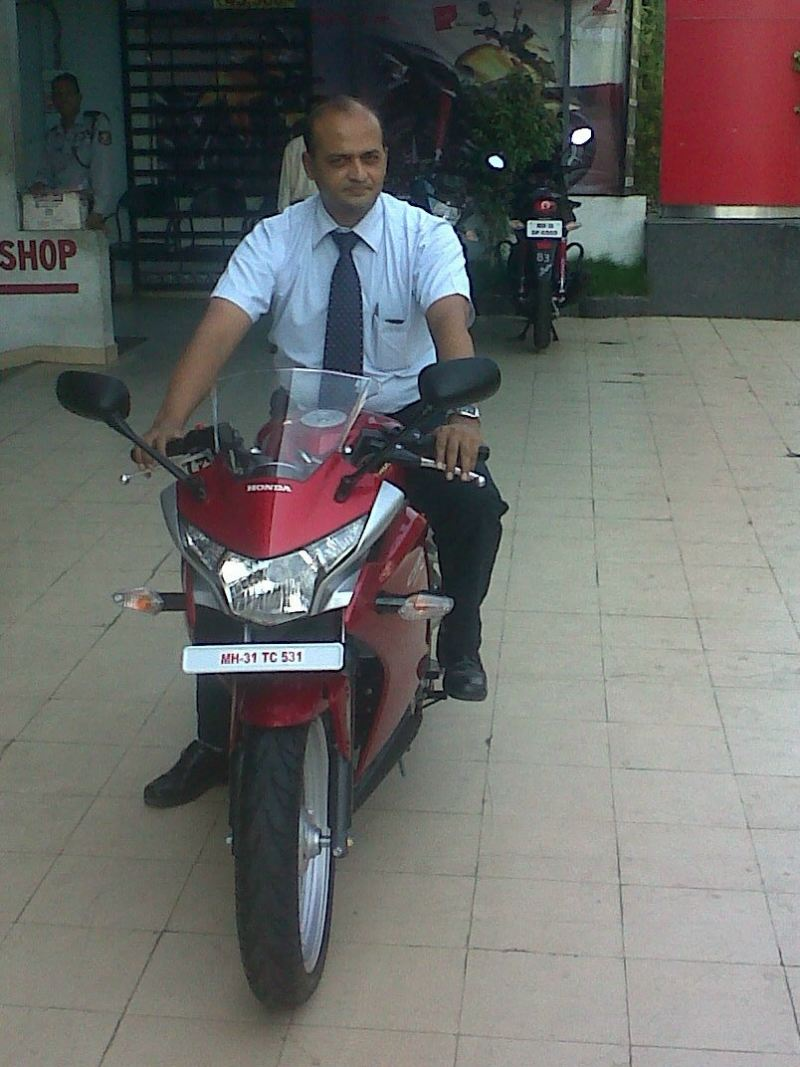 Jaideep-Honda-CBR-250