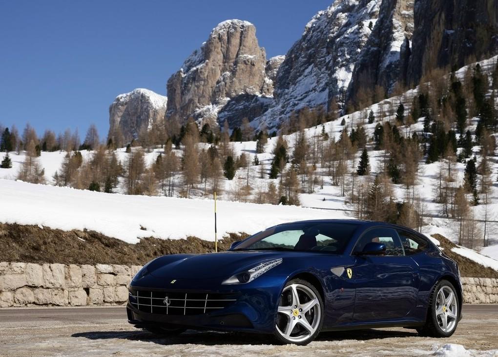 Ferrari-FF-India