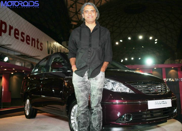 Tata Manza to be restyled by fashion designer Rajesh Pratap