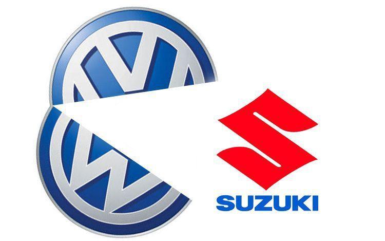 Suzuki_Volkswagen_Logos