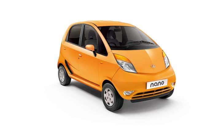 Tata-Nano-LX-Papaya-Orange