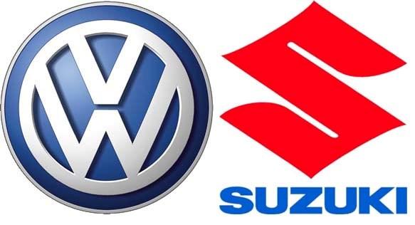 Volkswagen-Suzuki-Logo