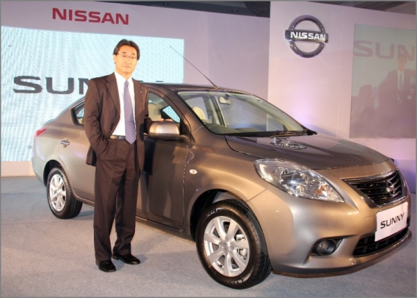 Nissan-Sunny_Unveiling