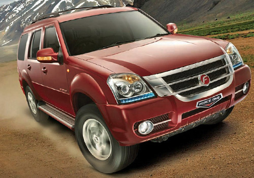 Force-One-SUV