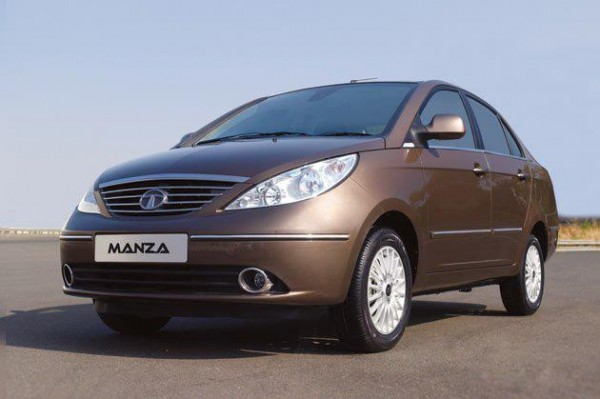 2012 Auto Expo: Tata Manza Nova concept showcased