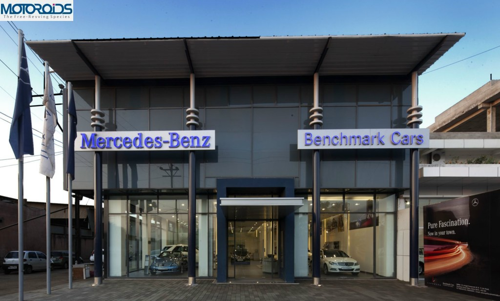 Benchmark-Cars-Mercedes-Indore
