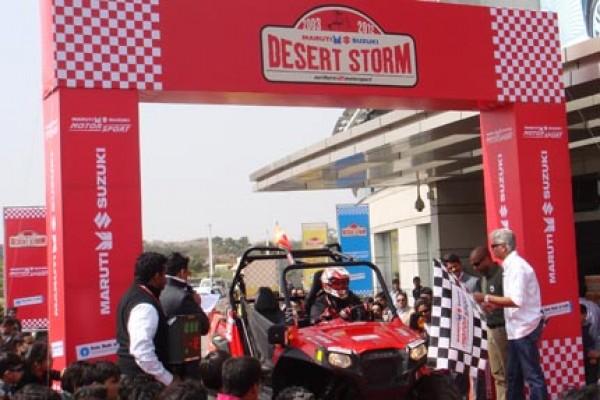 Polaris-India-Desert-Storm-Rally-2012