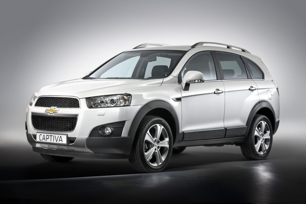 New Chevrolet Captiva to come to India by late-March ...