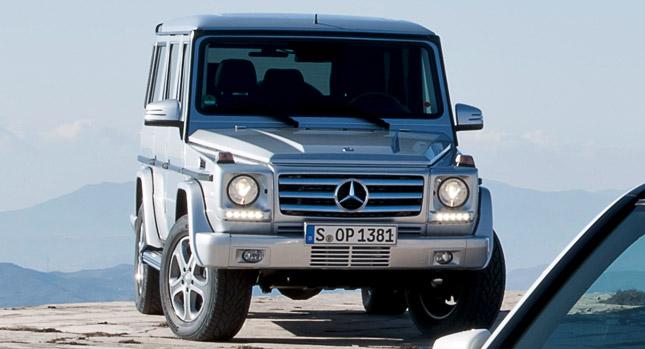 2013-Mercedes-G-Class