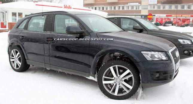Audi-Q6-Test-Mule
