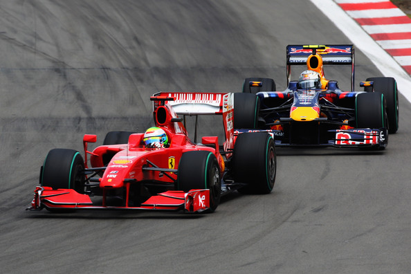Ferrari-RedBull
