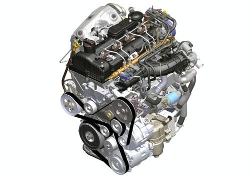 Hyundai-diesel-engine