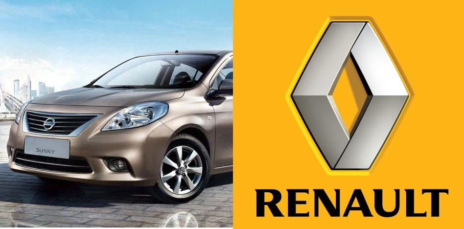 Sunny-Renault
