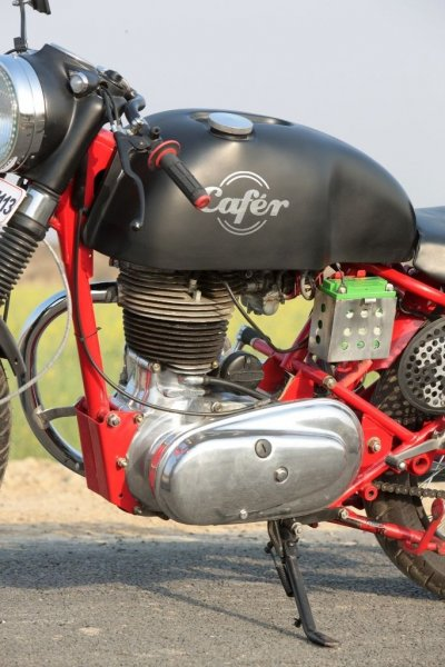 Re Cafer Cafe Racer