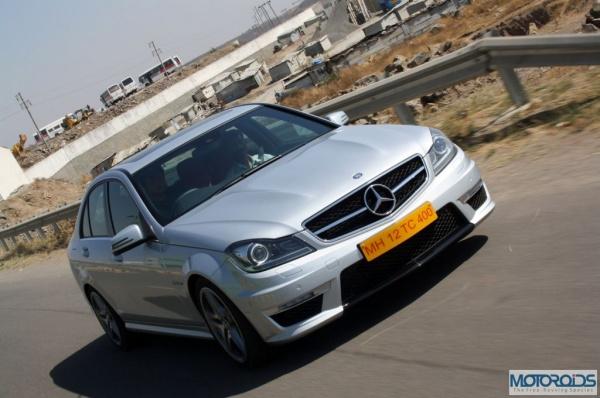 Mercedes India plant