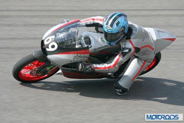 Mahindra Racing team Italy 125GP