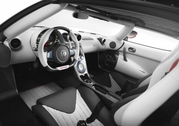 2013 Koeniggsegg Agera R
