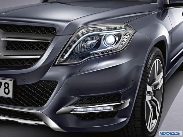 2013 Mercedes GLK-Class