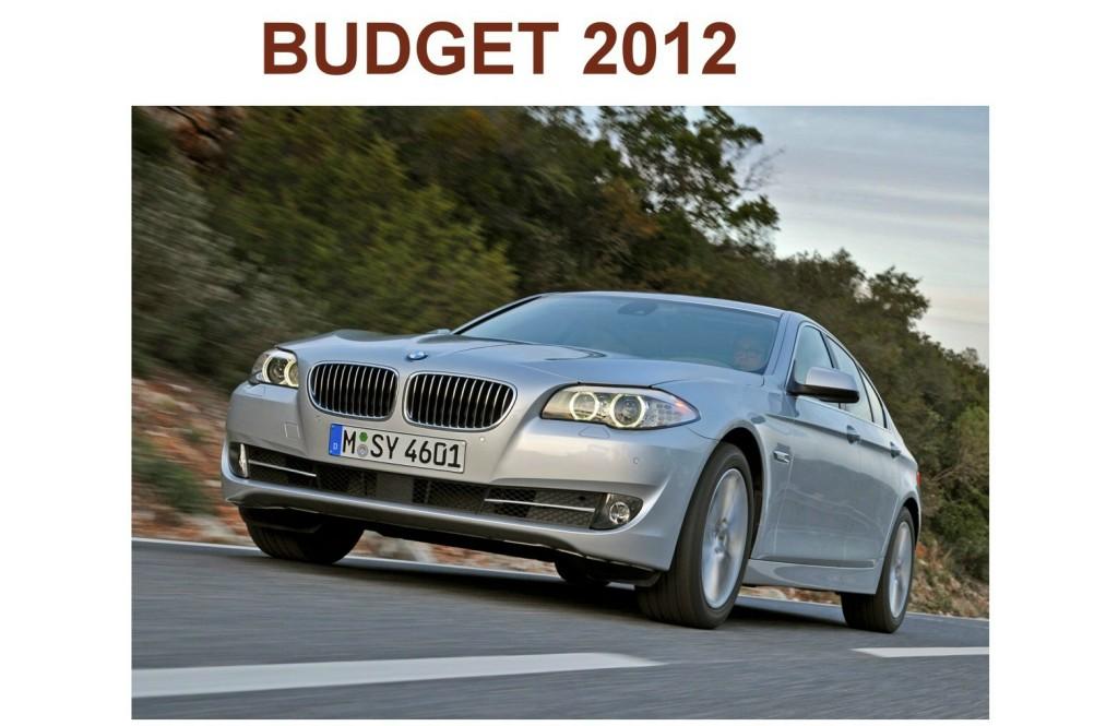 bUDGET-2012