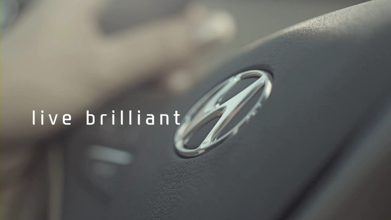 "Hyundai Launches ""Live Brilliant"" Global Brand Campaign"