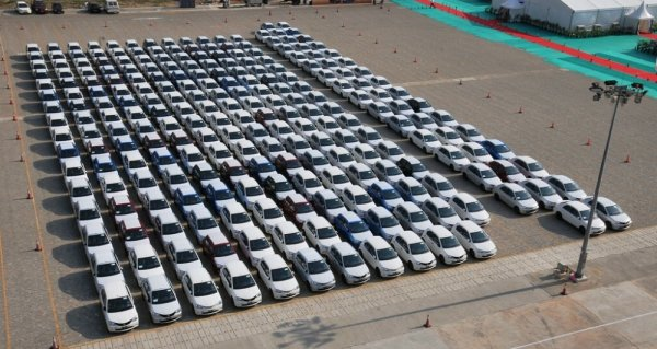 Toyota Etios South Africa Exports