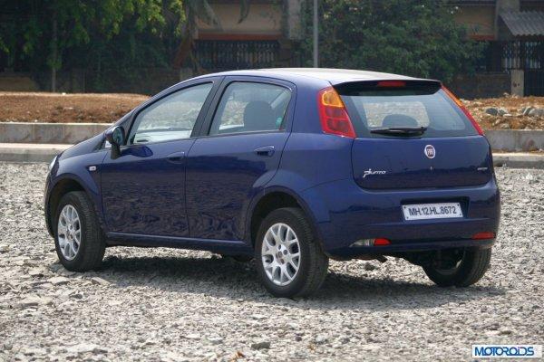 2012 Fiat Grande Punto