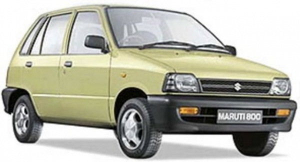 Maruti to soon introduce all new 800