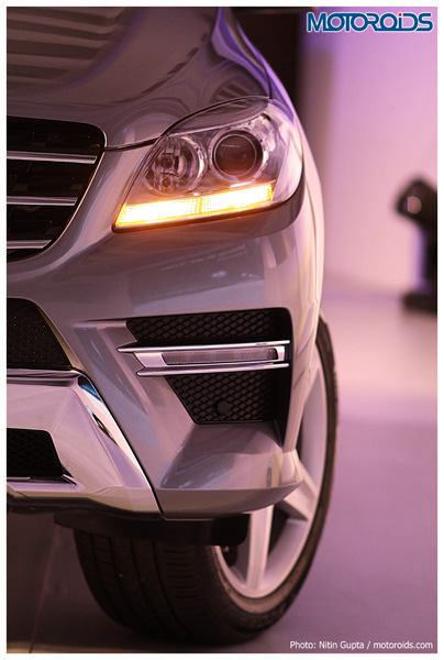 New M-class India