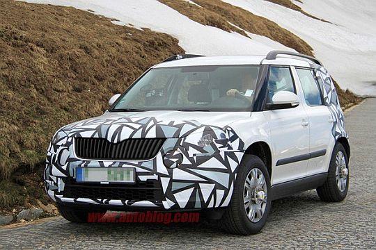 2013-Skoda-Yeti-Crossover-Facelift