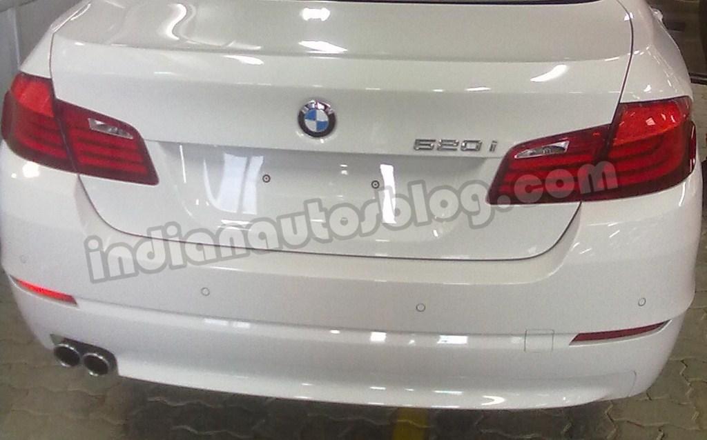 BMW-520i-India
