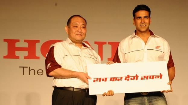 Honda-Akshay-Kumar