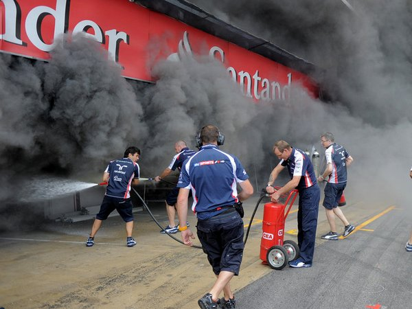 Major-fire-at-Spanish-Grand-Prix-mars-Williams-first-F1-victory-in-8-years-Photos-Video-6