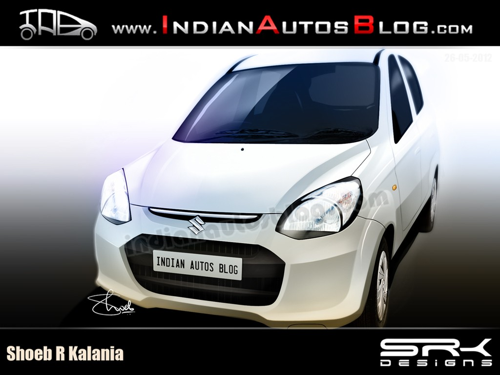 Design commentary and other details on Maruti Suzuki YE3- 800 replacement
