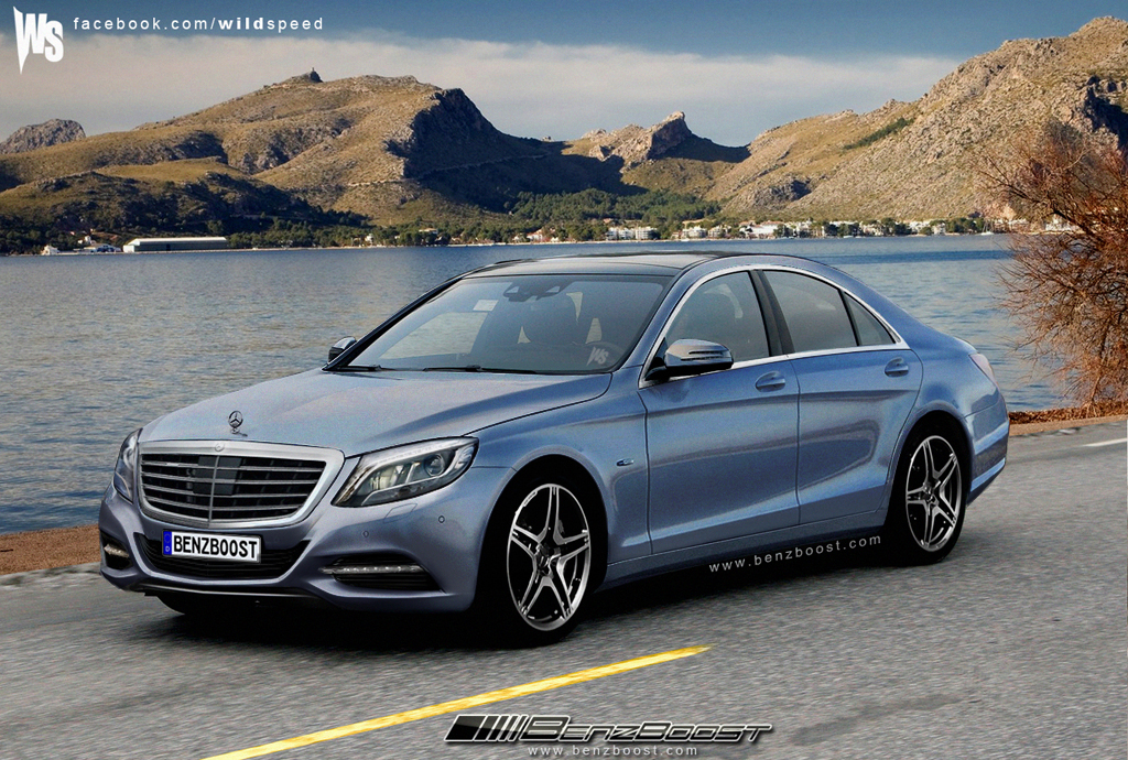 Mercedes-Benz-S-Class-2013-front-three-quarters