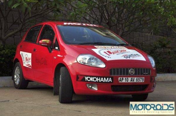 Motoroids-GQ-record-Punto-90-hp